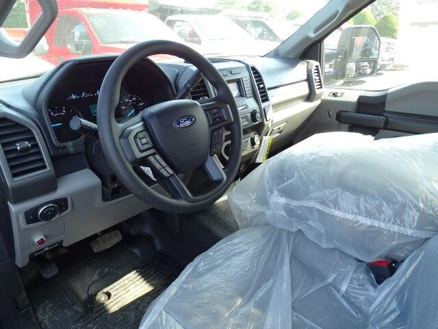 2020 Ford F-550 Regular Cab DRW 4x4, Crysteel Dump Body #CR7096 - photo 5