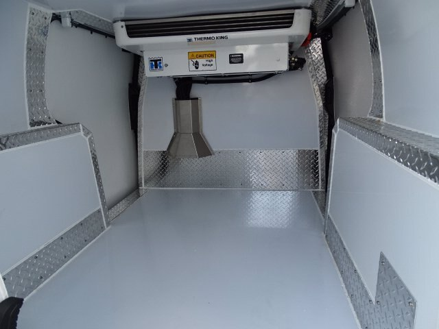 2020 Ford Transit Connect FWD, Thermo King Refrigerated Body #CR7110 - photo 1