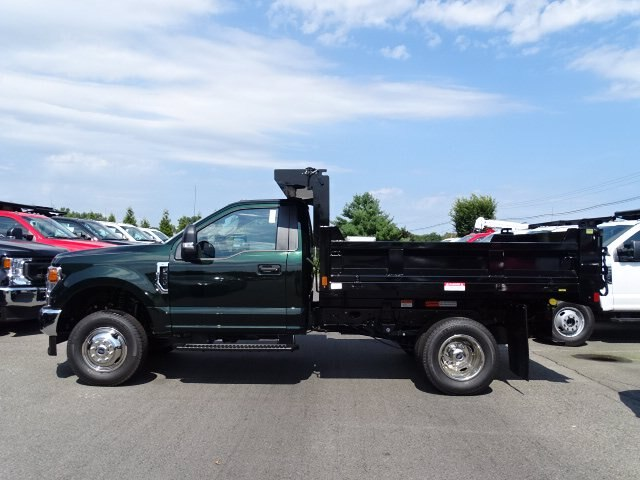 2020 Ford F-350 Regular Cab DRW 4x4, SH Truck Bodies Dump Body #CR7116 - photo 4