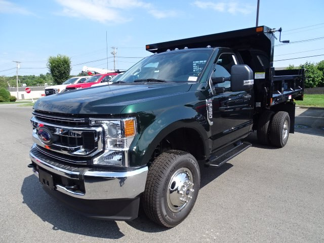 2020 Ford F-350 Regular Cab DRW 4x4, SH Truck Bodies Dump Body #CR7116 - photo 1