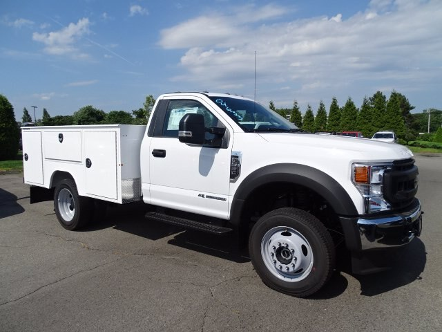 2020 Ford F-550 Regular Cab DRW 4x4, Duramag Service Body #CR7143 - photo 1