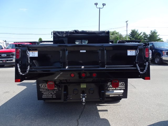 2020 Ford F-350 Regular Cab DRW 4x4, Rugby Dump Body #CR7154 - photo 1