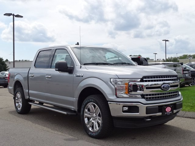 2020 Ford F-150 SuperCrew Cab 4x4, Pickup #CR7207 - photo 1
