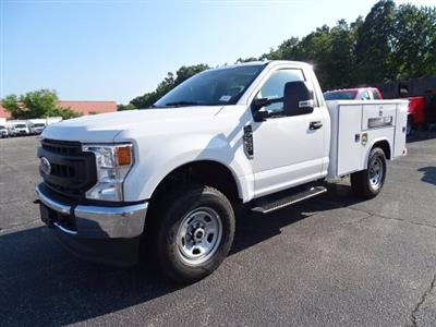 2020 Ford F-350 Regular Cab 4x4, Reading Service Body #CR7218 - photo 1