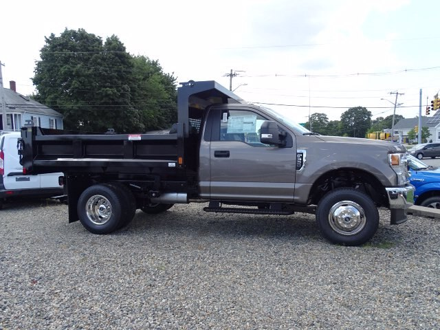 2020 Ford F-350 Regular Cab DRW 4x4, SH Truck Bodies Dump Body #CR7231 - photo 5