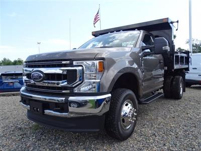 2020 Ford F-350 Regular Cab DRW 4x4, SH Truck Bodies Dump Body #CR7231 - photo 1