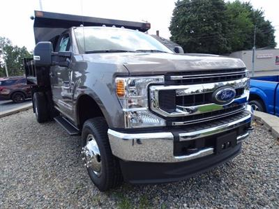 2020 Ford F-350 Regular Cab DRW 4x4, SH Truck Bodies Dump Body #CR7231 - photo 6