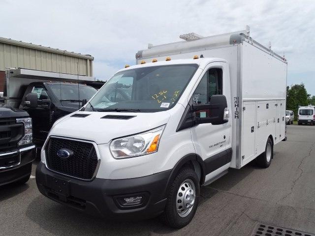 2020 Ford Transit 350 HD DRW AWD, Supreme Service Utility Van #CR7283 - photo 1