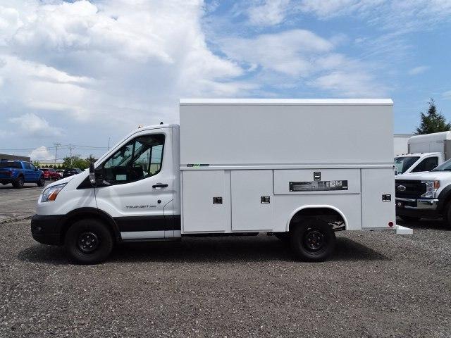 2020 Ford Transit 350 RWD, Reading Aluminum CSV Service Utility Van #CR7328 - photo 3