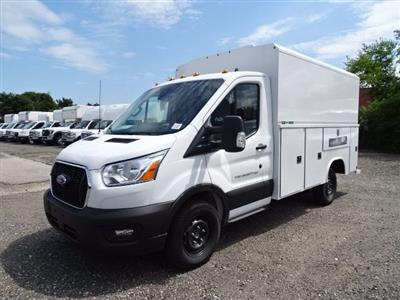 2020 Ford Transit 350 RWD, Reading Aluminum CSV Service Utility Van #CR7328 - photo 1