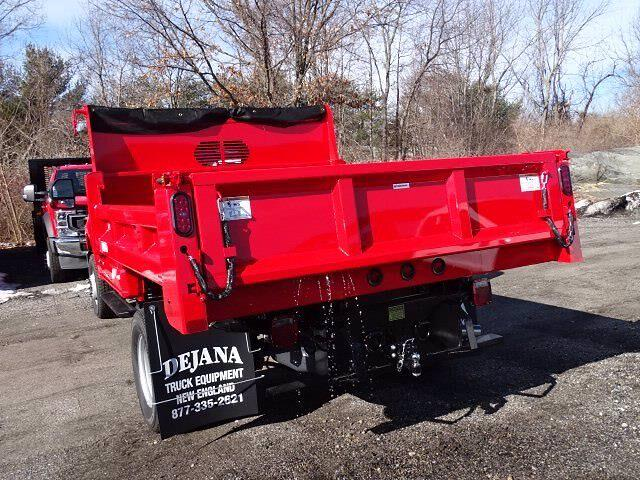 2020 Ford F-350 Regular Cab DRW 4x4, Rugby Dump Body #CR7443 - photo 1