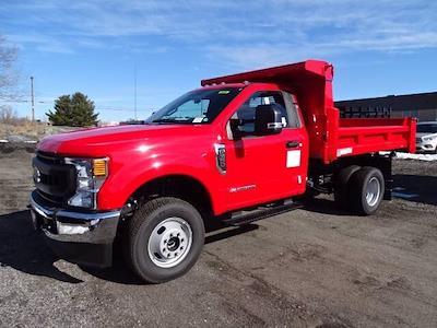 2020 Ford F-350 Regular Cab DRW 4x4, Rugby Eliminator LP Steel Dump Body #CR7443 - photo 1