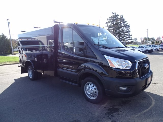 2020 Ford Transit 350 HD DRW 4x2, Reading Service Utility Van #CR7532 - photo 1