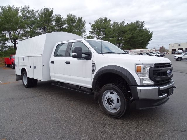 2020 Ford F-550 Crew Cab DRW 4x4, Knapheide Service Body #CR7614 - photo 1