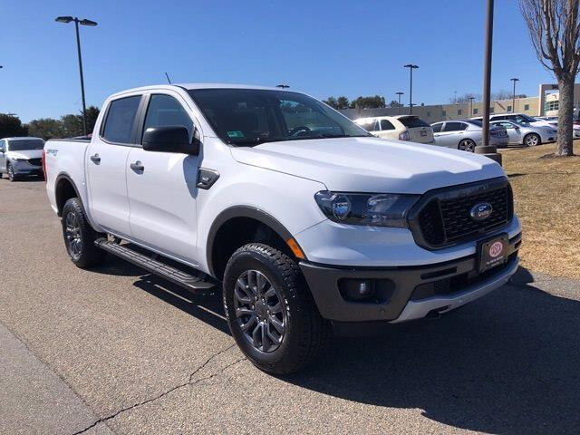 2020 Ford Ranger SuperCrew Cab 4x4, Pickup #CR7616FC - photo 1