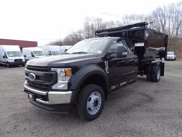 2020 Ford F-550 Super Cab DRW 4x4, DownEaster Hooklift Body #CR7672 - photo 1