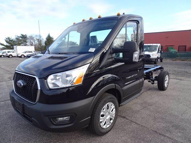 2020 Ford Transit 350 4x2, Cab Chassis #CR7723 - photo 1
