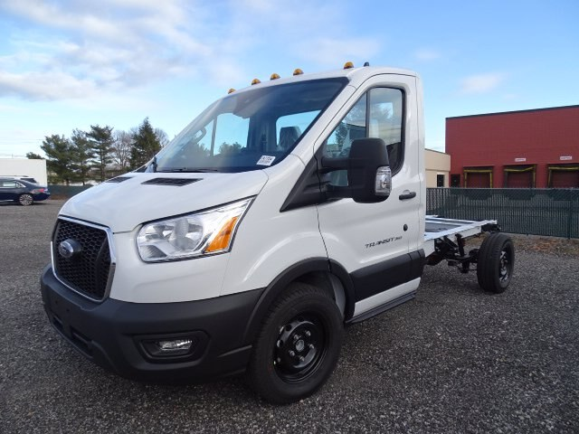 2020 Ford Transit 350 4x2, Cab Chassis #CR7724 - photo 1