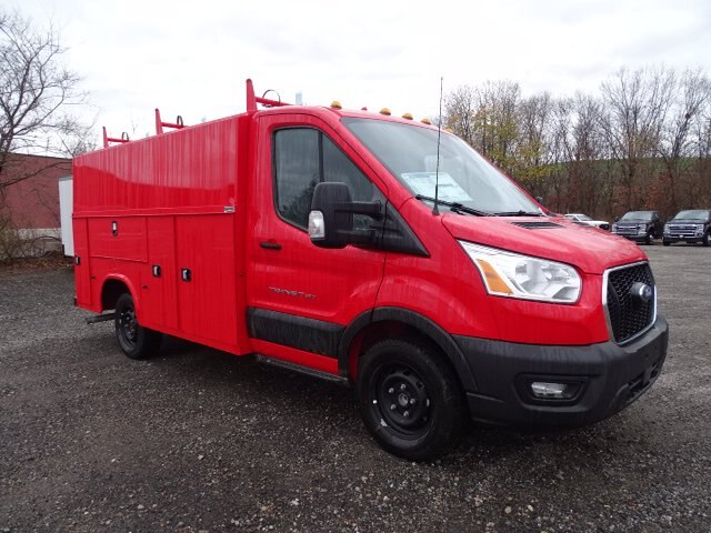 2020 Ford Transit 350 4x2, Knapheide Service Utility Van #CR7828 - photo 1