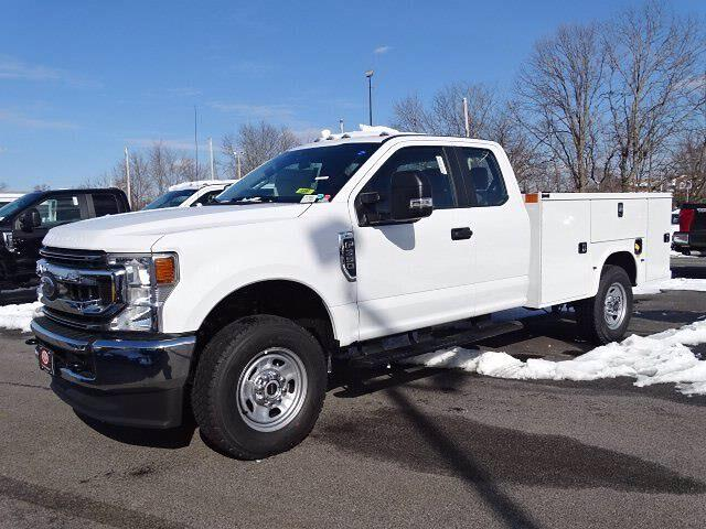 2021 Ford F-350 Super Cab 4x4, Knapheide Service Body #CR7882 - photo 1