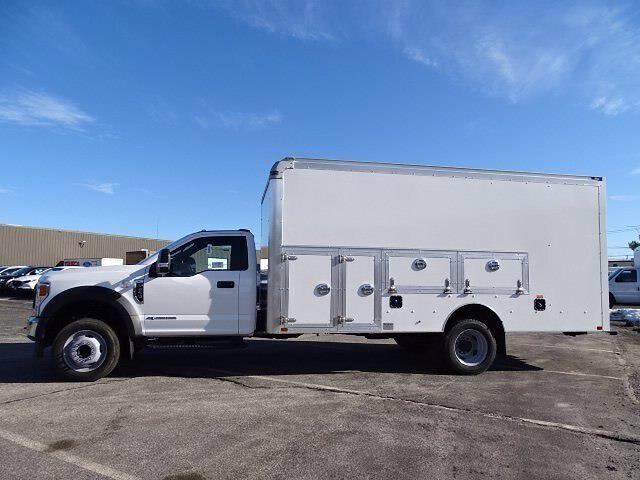 2020 Ford F-550 Regular Cab DRW 4x2, Dejana Dry Freight #CR7917 - photo 1