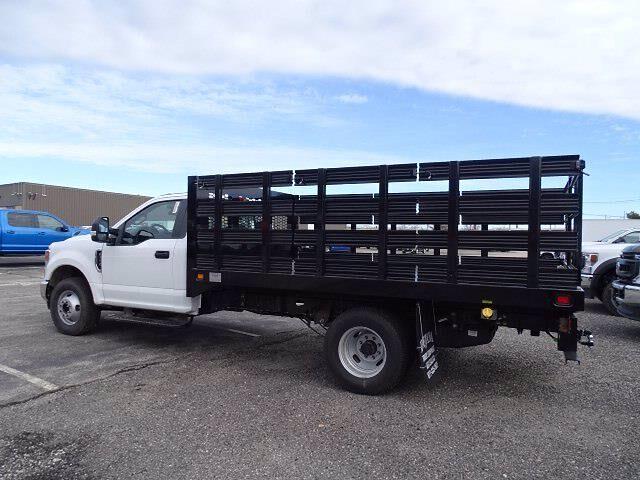 2020 Ford F-350 Regular Cab DRW 4x2, Knapheide Stake Bed #CGCR7944 - photo 1