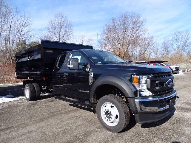 2020 Ford F-550 Super Cab DRW 4x4, Rugby Landscape Dump #CR7949 - photo 1