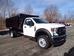 2021 Ford F-550 Regular Cab DRW 4x4, Landscape Dump #CR7972 - photo 1