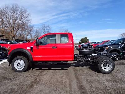 2021 Ford F-550 Super Cab DRW 4x4, Cab Chassis #CR7993 - photo 2