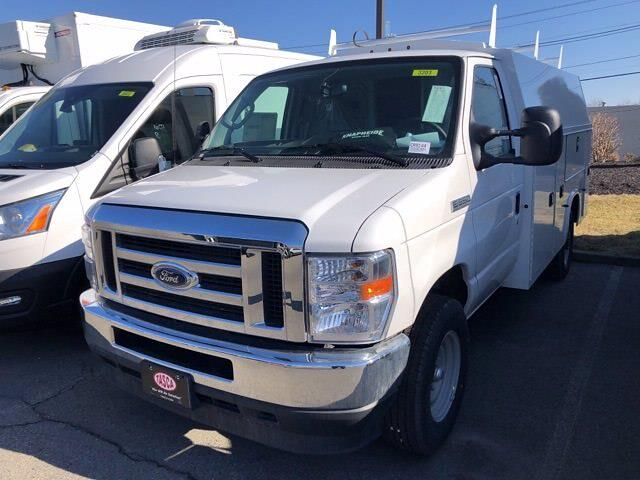 2021 Ford E-350 4x2, Knapheide Service Utility Van #CR8144 - photo 1