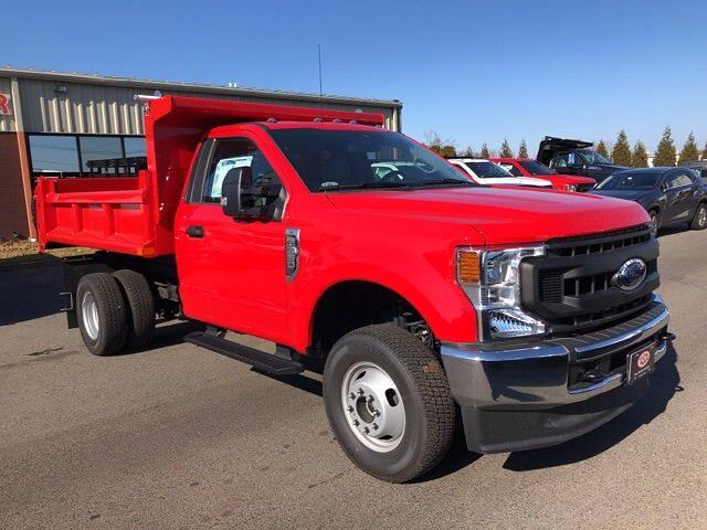 2020 Ford F-350 Regular Cab DRW 4x4, Dump Body #CR8174 - photo 1