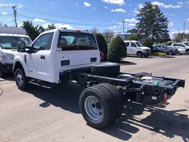 2021 Ford F-350 Regular Cab DRW 4x4, Cab Chassis #CR8270 - photo 1