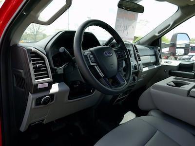 2020 Ford F-550 Regular Cab DRW 4x4, Knapheide Value-Master X Stake Bed #CR8272A - photo 9