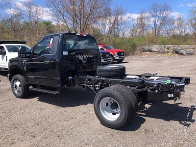 2021 Ford F-350 Regular Cab DRW 4x4, Cab Chassis #CR8292 - photo 2