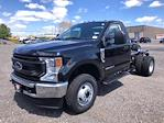 2021 Ford F-350 Regular Cab DRW 4x4, Cab Chassis #CR8292 - photo 1