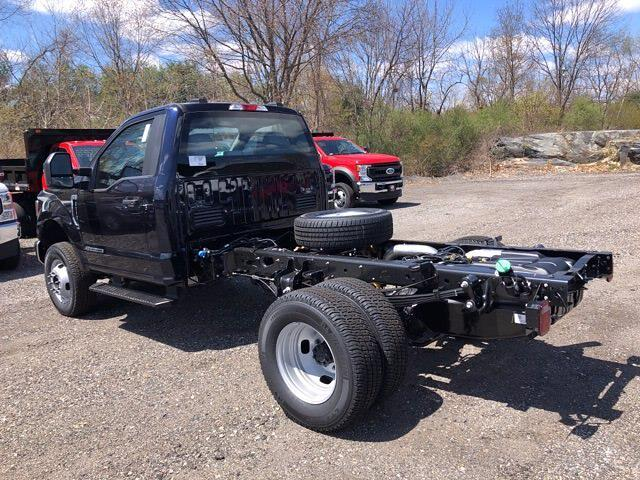 2021 Ford F-350 Regular Cab DRW 4x4, Cab Chassis #CR8293 - photo 1