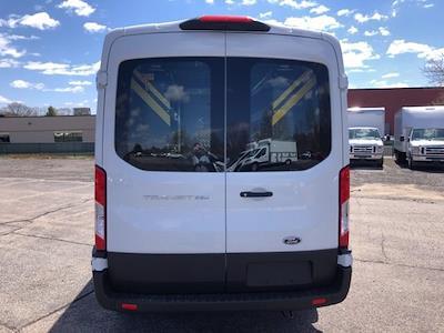 2021 Ford Transit 250 Medium Roof 4x2, Ranger Design Contractor Upfitted Cargo Van #CR8360 - photo 5