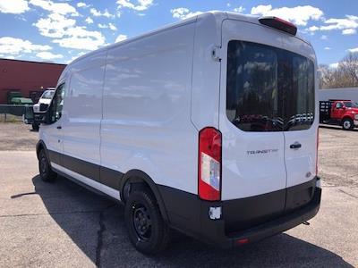 2021 Ford Transit 250 Medium Roof 4x2, Ranger Design Contractor Upfitted Cargo Van #CR8360 - photo 6