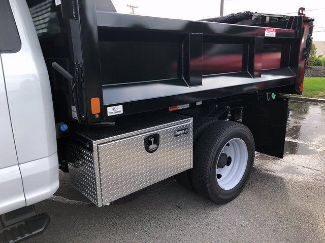 2021 F-550 Regular Cab DRW 4x4,  Dump Body #CR8387 - photo 3