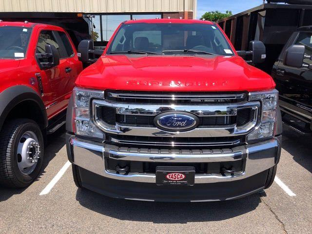 2021 Ford F-600 Regular Cab DRW 4x4, Cab Chassis #CR8438 - photo 1