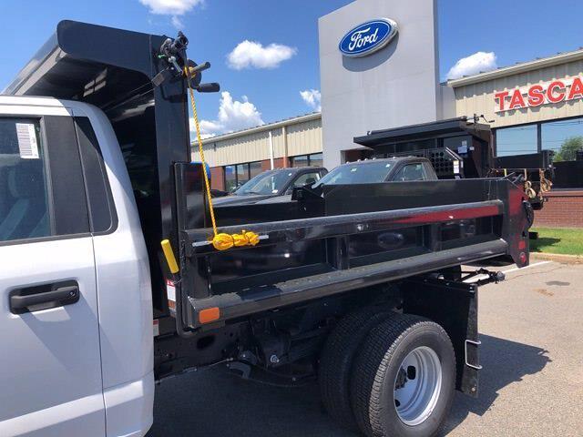 2021 Ford F-350 Regular Cab DRW 4x4, Air-Flo Dump Body #CR8444 - photo 4