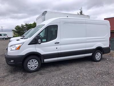 2021 Ford Transit 250 Medium Roof 4x2, Ranger Design Upfitted Cargo Van #CR8459 - photo 3