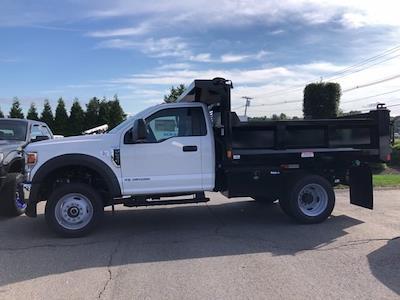 2021 F-550 Regular Cab DRW 4x4,  Dump Body #CR8734 - photo 3