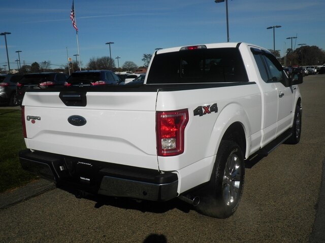 2016 F-150 Super Cab 4x4,  Pickup #IP4578 - photo 1