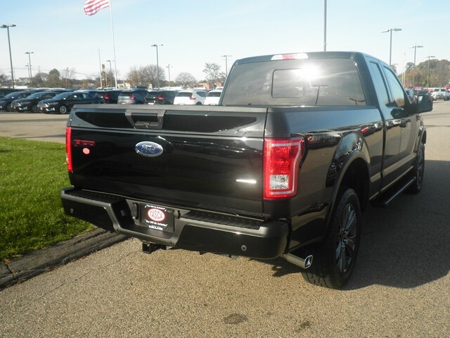 2016 F-150 Super Cab 4x4,  Pickup #IP4582 - photo 1