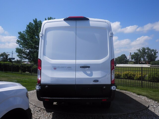 2019 Ford Transit 250 Med Roof 4x2, Empty Cargo Van #IP5237 - photo 4