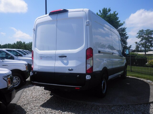 2019 Ford Transit 250 Med Roof 4x2, Empty Cargo Van #IP5237 - photo 2