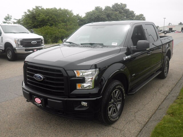 2017 Ford F-150 SuperCrew Cab 4x4, Pickup #IP5581 - photo 5