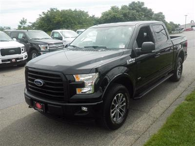 2017 Ford F-150 SuperCrew Cab 4x4, Pickup #IP5652 - photo 3