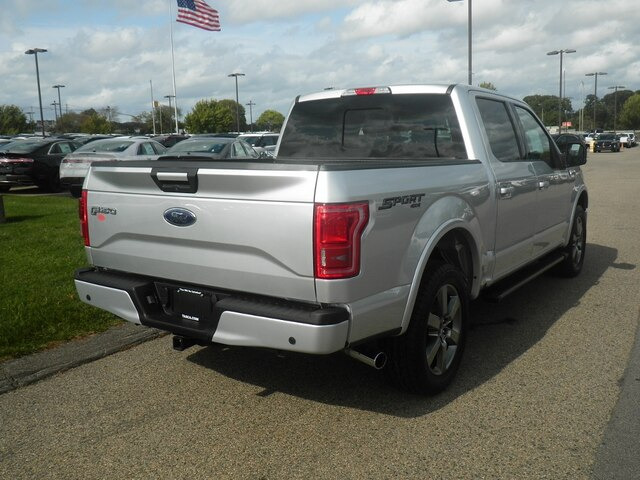 2016 F-150 SuperCrew Cab 4x4,  Pickup #P1054 - photo 1